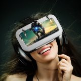 3D Vr Virtual Reality Headset per 4.0 - 6.0 Inch Smartphones
