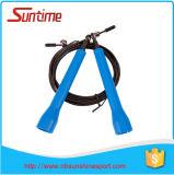 Corde de saut de câble de vitesse de forme physique de gymnastique, corde de saut, corde de saut à grande vitesse réglable, corde de saut de Crossfit
