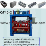中国の2016熱いSale Qt40-2 Hollow Block Machine