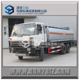 20000L 6000 Gallon Dongfeng 6X4 Cummins Engine Oil Tank Truck (LHD, RHD)