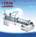 Полуавтоматное одно возглавляет воду/сок/масло и другие жидкости заполняя Machine20-300ml (G1WYD)