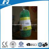 Pp.-materielles grüne Farben-Gitter-Netz