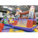 Полоса препятствий лагеря ботинка полосы препятствий Inflatables/Military PVC детей крытая раздувная