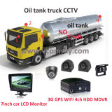 DVR móvel Car DVR 2 Channel 4 Channel com GPS
