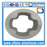 6xxxシリーズによってカスタマイズされる正方形アルミニウム管(10~300mm)