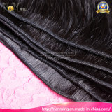 100% unverarbeitetes natürliches Haar-einschlagphilippinische Menschenhaar-Großhandelsextension