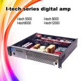 Los amplificadores audios más económicos del amplificador de potencia I-Tech12000 Digitaces