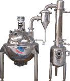 Vacío Distillator de la redondez del acero inoxidable con el mezclador del raspador