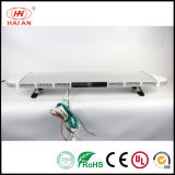 Display Controller Security Car Lightbar/LED Emergency Lightbar를 가진 매우 Thin Aluminum Lightbar