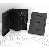 Plastic DVD Box voor 4 CDS