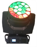 찰흙 Paky 꿀벌 눈 19PC 15W K10 Osram LED 효력 광속 이동하는 맨 위 빛