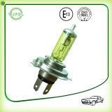 헤드라이트 Schott H4 12V는 할로겐 자동 전구를 지우거나 점화한다