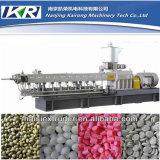 225-375kg/H Extruder die van de Korrels van de Bundel van het Water van Masterbatch van de vuller de Plastic Machine maakt