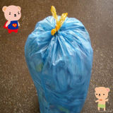 Синь и мешок отброса Drawstring Wiite с упаковкой коробки