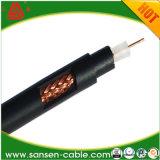 Syv 75, 3c-2V, Rg59, Rg6u Coaxiale Kabel, overhaalt voor kabeltelevisie Coaxiale Kabel