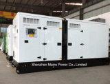 tipo silenzioso generatore di tasso standby di 100kVA 80kw del diesel di Cummins