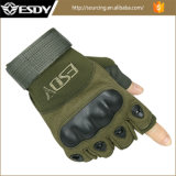 Luvas Tactical Outdoor Sports Fingerless Exército Airsoft Gun Caça Ciclismo bicicleta Militares