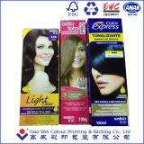 Diverso rectángulo de empaquetado de papel impreso modificado para requisitos particulares del color