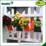 Плантатор ткани цветка сада Onlylife многоразовый