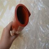 Лист силиконовой резины красного цвета высокотемпературный