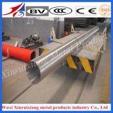 pipes soudées de l'acier inoxydable 316L pour l'industrie chimique (OD : 6mm-3000mm)