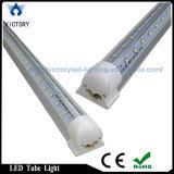 T8 свет пробки ви-образност 8FT 65W СИД интегрировал 2.4m