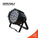 18X10W keine imprägniern LED-NENNWERT Licht mit lautem Summen