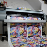 44 '' /64 '' di rullo Tacky Dye Sublimation Heat Transfer Paper per Anti Ghost e Sportswear