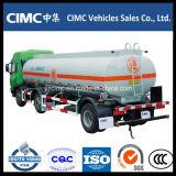 Carro del depósito de gasolina de HOWO 6X4 para el petróleo crudo, diesel