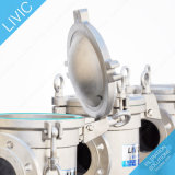 Bfsのバッグフィルタの海水のアプリケーション