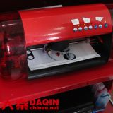 カスタムDaqinの移動式ケースのステッカーの打抜き機