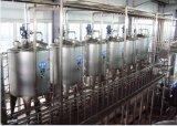 Accomplir la chaîne de fabrication de lait condensé