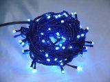 高品質の祝祭5mm LEDのクリスマス屋外ストリングライト