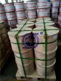 Kabel van de Draad van het roestvrij staal 304 1X191.2mm