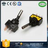 RoHS Automotive Switch met Lamp 20A 12VDC (FBELE)