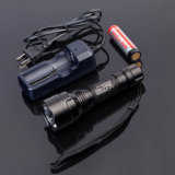 3 Modi Flashlight mit Li-Ion Battery