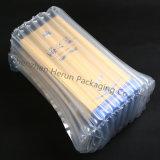 Sacchetto trasparente poco costoso della colonna dell'aria per le merci