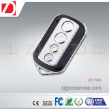 Automatic Gate Openers 433MHz RF Universal Zd-T064のための最もよいPrice 4 Buttons Metal Remote Control