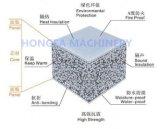 Machine de panneau de mur de ciment d'ENV