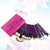 24 оборудования красотки PCS Romatic щетки состава пурпуровых косметических