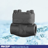 600lb/800lb/1500lbのANSI Forged Check Valve