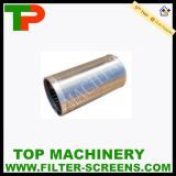 Filtro de cilindro giratório da tela fina