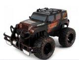 28281407-Velocity brinca o caminhão elétrico 1-16 do Wrangler RC do jipe do monstro da lama