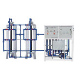 Osmosi d'inversione RO-2000L/H della strumentazione di trattamento dell'acqua potabile