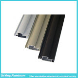 Industrielles Aluminum Profile mit Different Shapes Excellent Surface Powder Coating