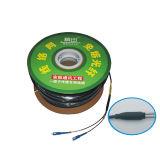 2 câbles de fibre de mode unitaire de faisceau pour prêt à l'emploi