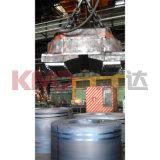 製鉄所の材料の処理の持ち上がる磁石