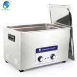 Bath ultrasonique Jp-100 de nettoyage ultrasonique de laboratoire de machine du nettoyeur 30L