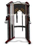 Polea ajustable dual, amaestrador funcional, sistema dual de la polea