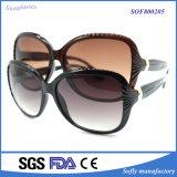 Óculos de sol polarizados a melhor promoção da forma das mulheres com UV400